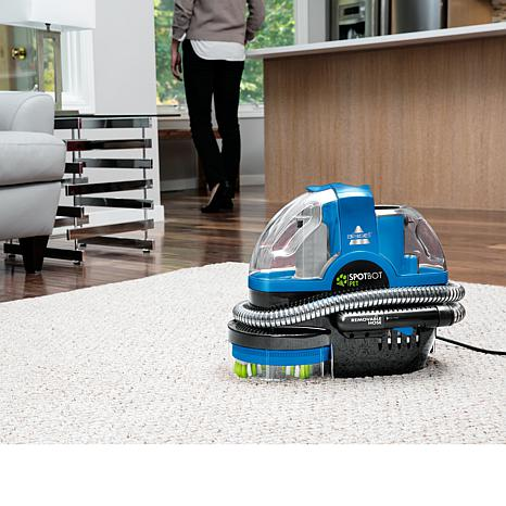 Bissell Spotbot Pet Portable Carpet Cleaner W Stain Remover Formulas