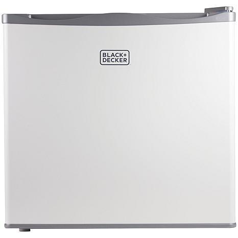 BLACK+DECKER BUFK12W 1.2 Cubic-ft. Compact Upright Freezer
