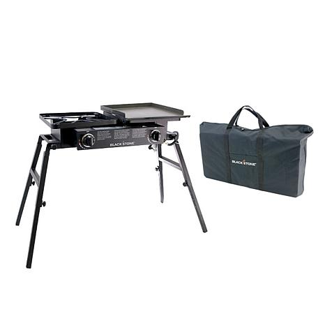 Blackstone Tailgater Outdoor Cooking Station with Carry Bag