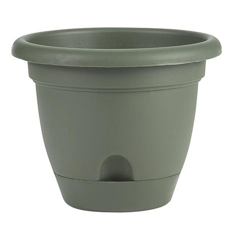 Bloem Lucca 1/2-Gallon Self-Watering Planter - 6-3/4""