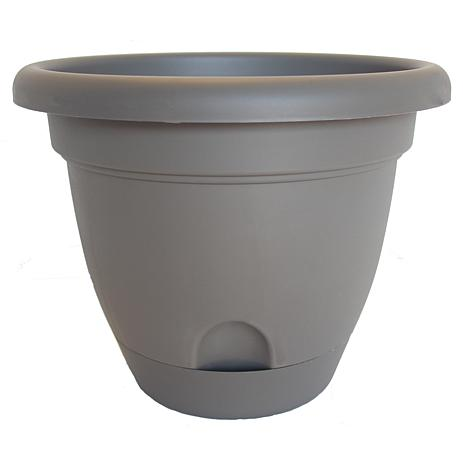 Lucca Self Watering Planter 10 In 8717273 Hsn