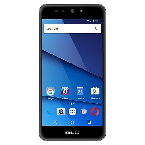 BLU Grand XL LTE Unlocked GSM 4G LTE Dual-SIM Smartphone