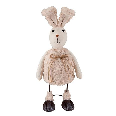 Bobble Bunny Hard Figure