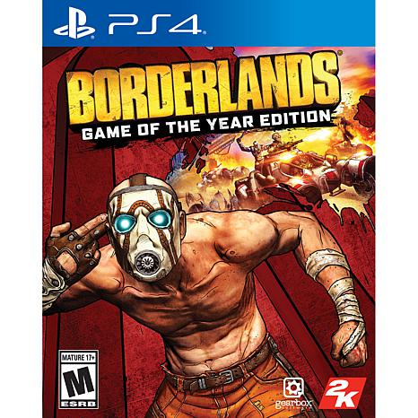 Borderlands: Game of the Year Edition - PS4