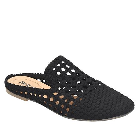 Born® Cameo Woven Mule Loafer