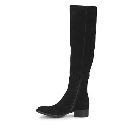 515aea17c1 Born® Cricket Over-the-Knee Suede Boot - 8788848 | HSN