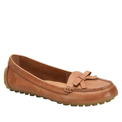 Born® Gaelic Bow Leather Loafer