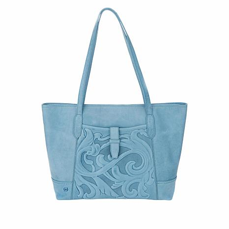 Born® Gordon Distressed Leather Tote