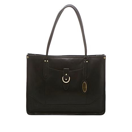 Born® Large Leather City Tote