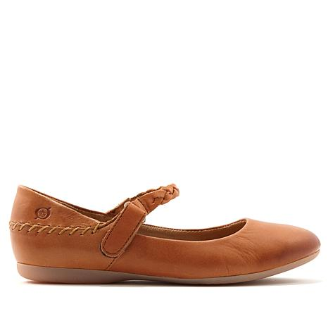 Born® Maartan Leather Mary Jane Flat