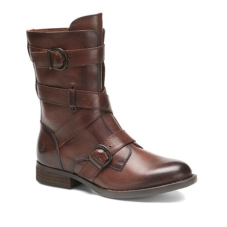 Born® Portia Leather Engineer Boot