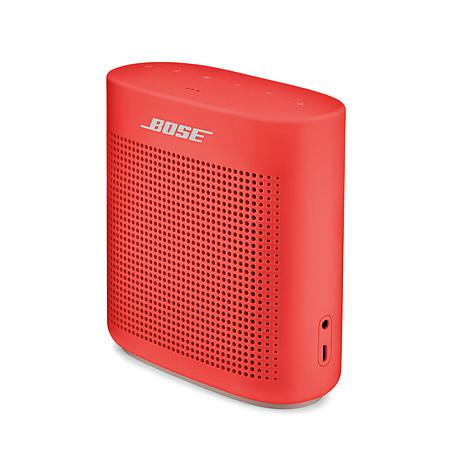 Bose Soundlink Color Ii Water Resistant Bluetooth Speaker