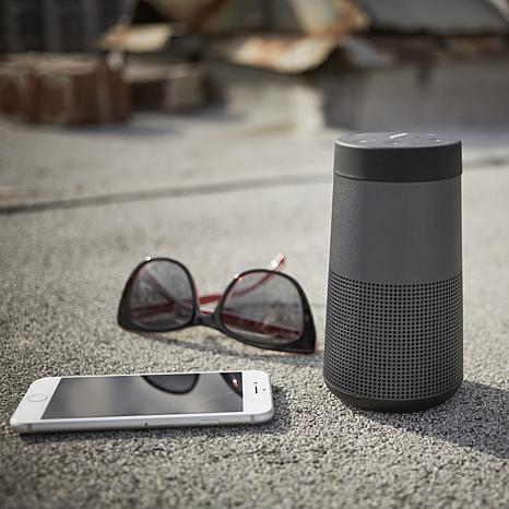 Bose® SoundLink® Revolve Portable Water-Resistant Bluetooth