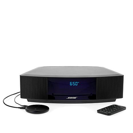 bose wave music system iv with cd player radio and. Black Bedroom Furniture Sets. Home Design Ideas