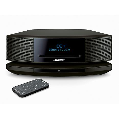 bose wave soundtouch music system iv with cd player and dual a 7890063 hsn. Black Bedroom Furniture Sets. Home Design Ideas