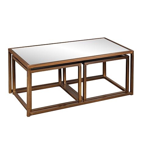 Brendt Nested Cocktail/End Table 3-piece Set