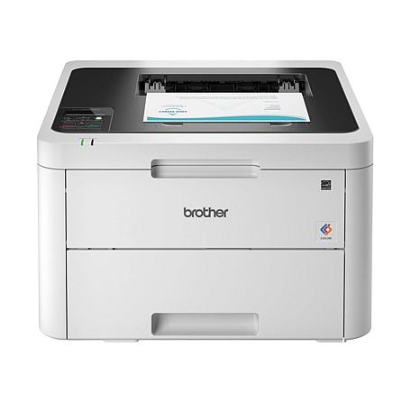 Brother Compact Digital Printer with Wireless and Duplex Printing