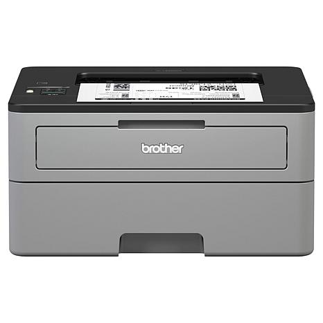 Brother Monochrome Compact Wireless Duplex Printer With Software