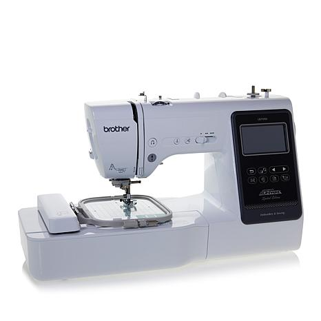 Brother Project Runway Embroidery And Sewing Machine 40 HSN Gorgeous Brother Embroidery Sewing Machine