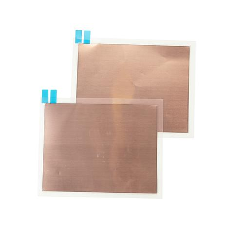 Brother ScanNCut Metallic Embossing Sheets - Bronze