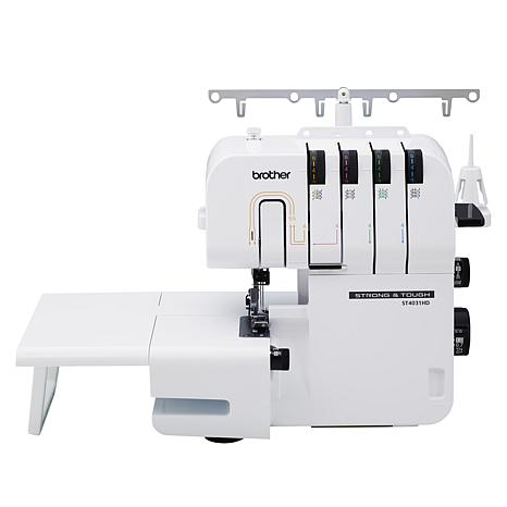 new! Brother Strong and Tough Serger Bundle