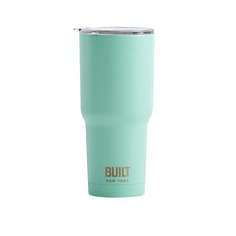 Built New York 30oz. Double-Walled Stainless Steel Water Bottle