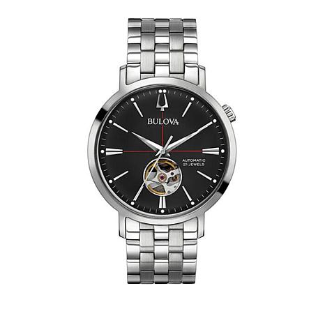 Bulova Classic Collection Automatic Bracelet Watch
