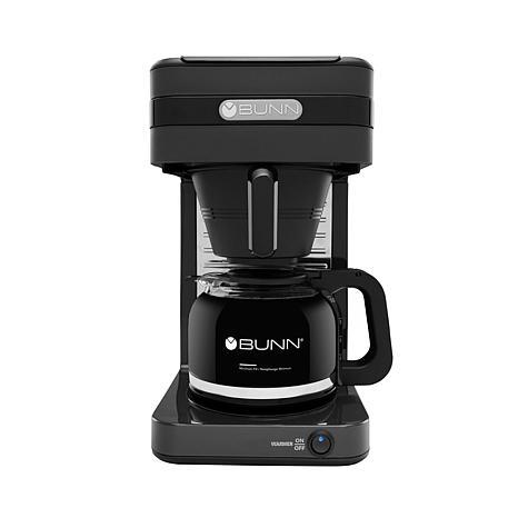 BUNN Speed Brew Elite High Altitude Grey Coffee Maker CSB2GD