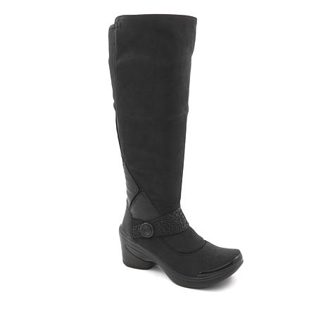 Bzees Euphoria Washable Zip-Up Tall Boot