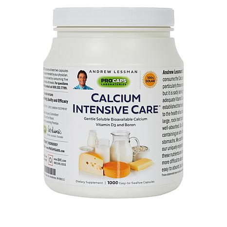 Calcium Intensive Care - 1000 Capsules