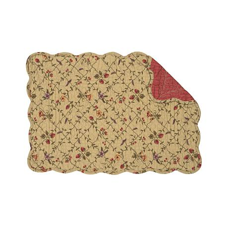 C&F Home Annamae Placemat Set of 6