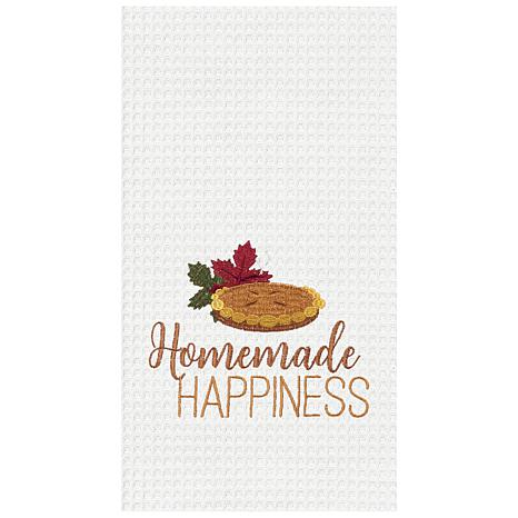 C&F Home Homemade Happiness Towel Set of 2
