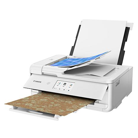 Canon PIXMA Crafting All-In-One Printer Bundle with Software