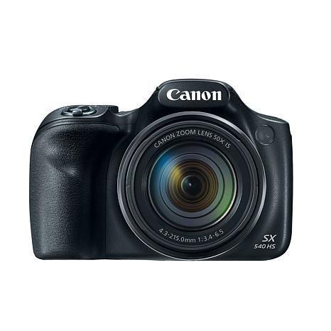 Canon PowerShot SX540 HS 20.3MP 50X Optical Zoom Camera with Software