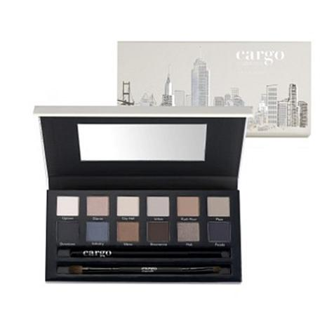 Cargo Cosmetics The Essentials Eyeshadow Palette Set