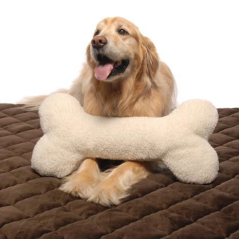 Carolina Pet Company Bone Pillow Toy - Medium