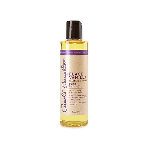 Carol's Daughter Black Vanilla Pure Hair Oil