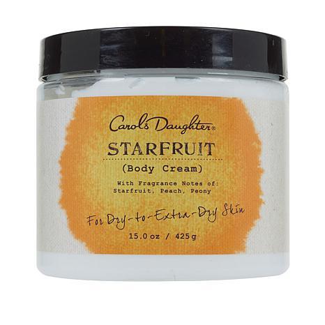 Carol's Daughter Starfruit 15 oz. Body Cream