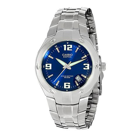 Casio™ Men's Edifice Analog Bracelet Watch