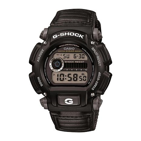 Casio Men's G-Shock DW9052V Black Digital Watch