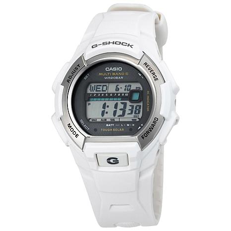 Casio Men's Solar Powered Atomic G-Shock Watch