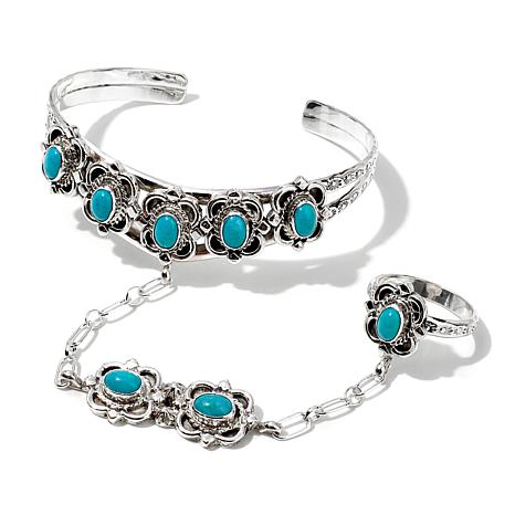 bracelet cuff sleeping turquoise sterling w silver br products vic beauty large