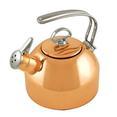 Chantal Classic Copper Teakettle