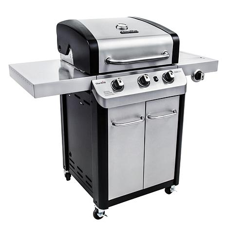 Char-Broil Signature Series™ 425 sq. in. 3-Burner Gas Grill
