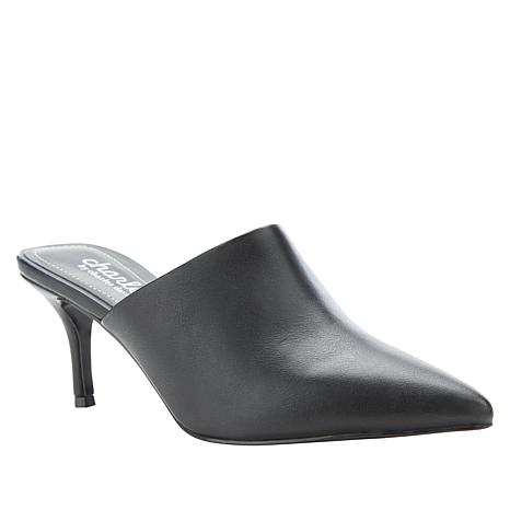 e27a2e9d5c8a Charles by Charles David Abree Leather or Suede Pointed-Toe Mule Pump -  8886895