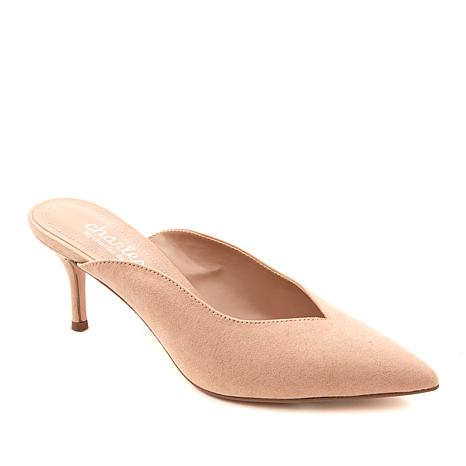 Charles by Charles David Addison Pointed Toe Mule
