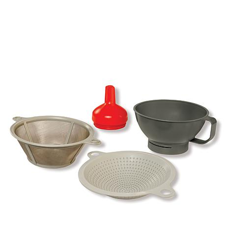 Chef's Planet® Filter Funnel Set