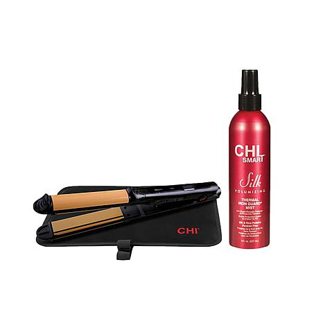 CHI 3-in-1 Hairstyling Iron with Iron Guard Mist