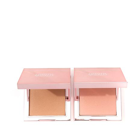 Christie Brinkley Backstage Beauty Blush & Bronzer Duo - Posh
