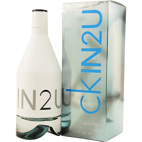 Topmoderne Ck In2u by Calvin Klein EDT Spray 3.4 oz for Men - 6335756 | HSN BH-43